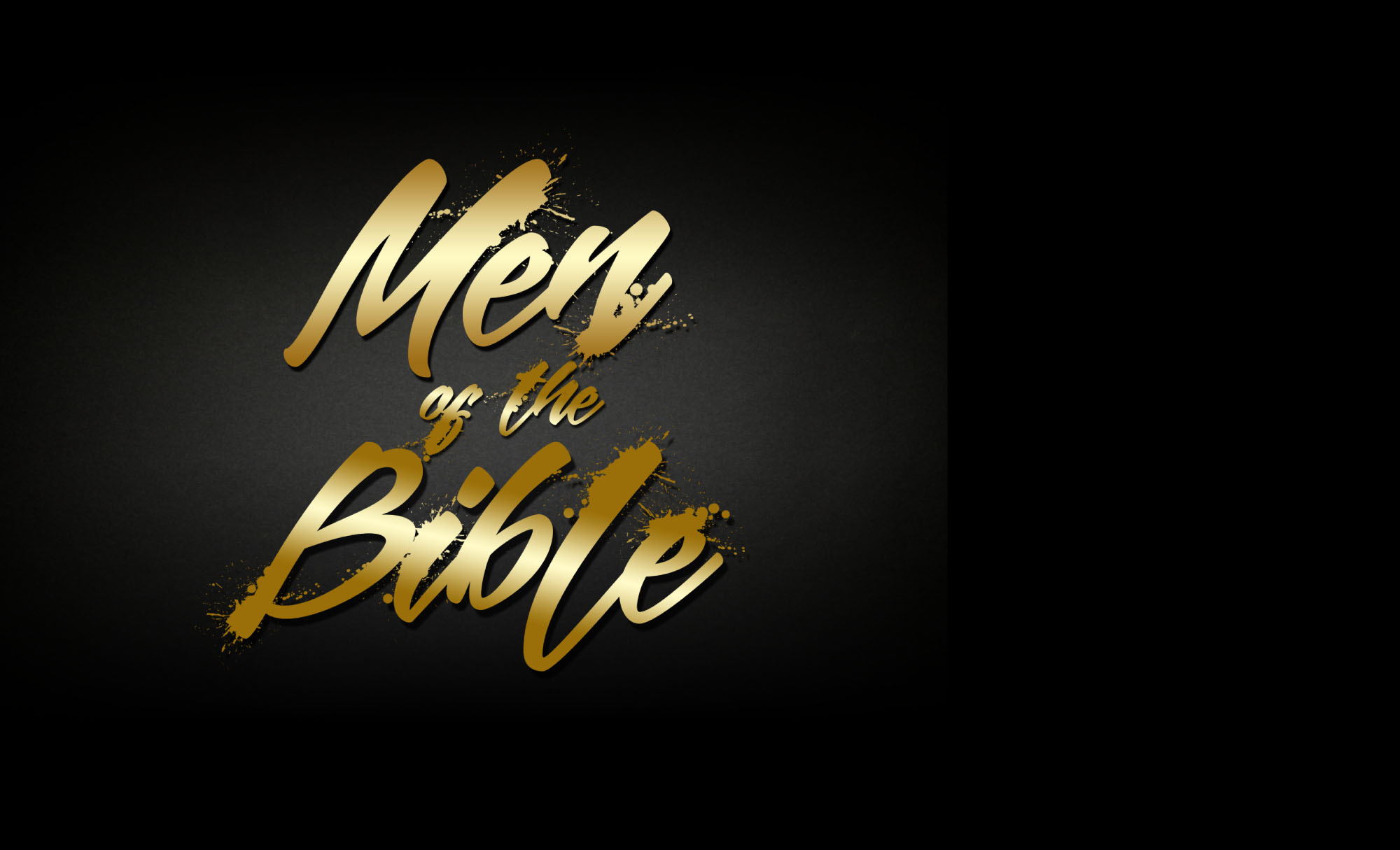 Men Of The Bible – Now Available